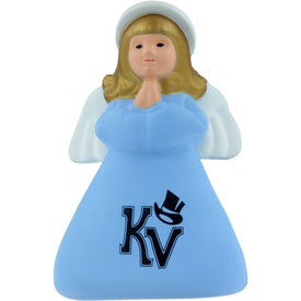 Printed Angel Stress Reliever