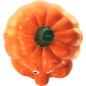 Advertising Angry Pumpkin Stress Ball