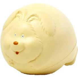 Animal Rabbit Ball Stress Toy