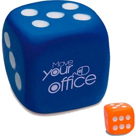 Anti Stress Dice for your School