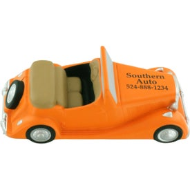 Antique Car Stress Ball Imprinted with Your Logo