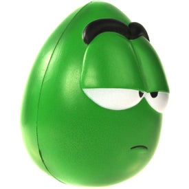 Advertising Apathetic Mood Maniac Wobbler Stress Ball