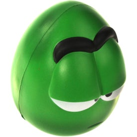 Apathetic Mood Maniac Wobbler Stress Ball for Your Company