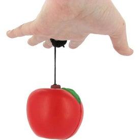 Logo Apple Stress Ball Yo Yo