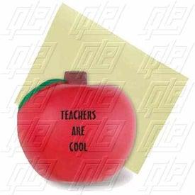 Apple Stress Ball Magnet