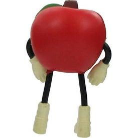 Personalized Apple Figure Stress Ball