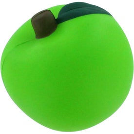 Apple Stress Reliever with Your Logo