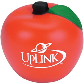 Apple Shaped Stress Ball