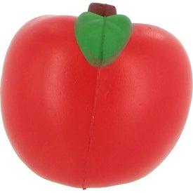 Custom Apple Stress Ball