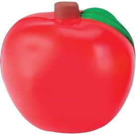 Promotional Apple Stress Ball