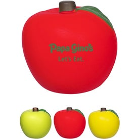 Apple Stress Ball (Economy)