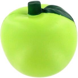 Advertising Apple Stress Ball