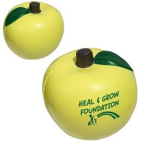 Apple Stress Ball for Customization