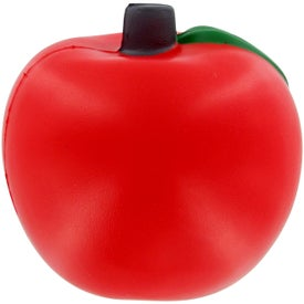 Apple Stress Toy for Your Organization