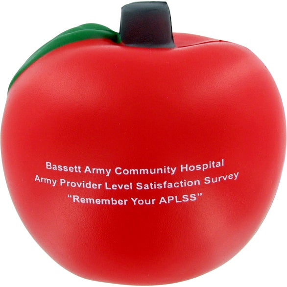 Red Apple Stress Toy