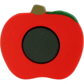 Apple Stress Ball Magnet for Marketing