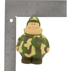 Army Bert Stress Reliever for Your Company