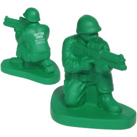 Army Man Stress Ball