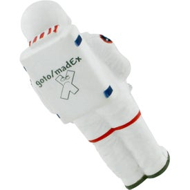 Astronaut Stress Reliever Branded with Your Logo