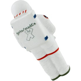 Astronaut Stress Reliever Printed with Your Logo