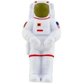 Branded Astronaut Stress Ball