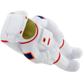 Personalized Astronaut Stress Ball