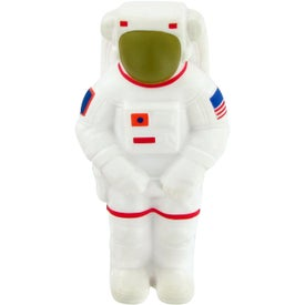 Astronaut Stress Toy for Your Company
