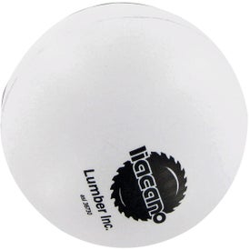 Imprinted @ Ball Stress Ball