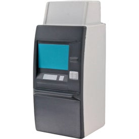 Promotional ATM Machine Stress Ball