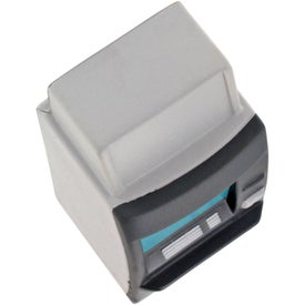 ATM Machine Stress Ball Imprinted with Your Logo