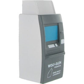 Monogrammed ATM Machine Stress Ball