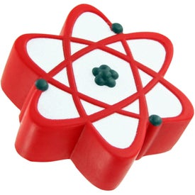 Atomic Symbol Stress Ball for Your Company