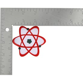 Atomic Symbol Stress Ball for Customization