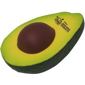Customized Avocado Stress Reliever