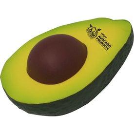 Personalized Avocado Stress Reliever