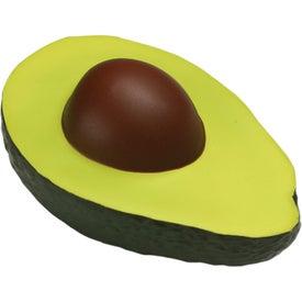 Avocado Stress Ball for Marketing