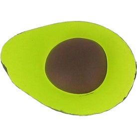 Monogrammed Avocado Stress Ball