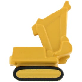Backhoe Stress Toy Giveaways