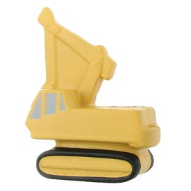 Customized Backhoe Stress Ball