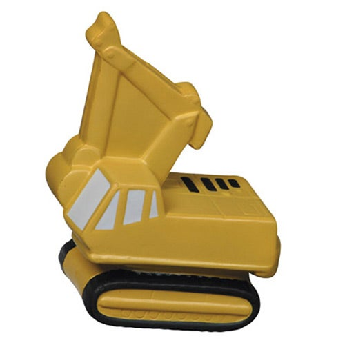 Backhoe Stress Ball