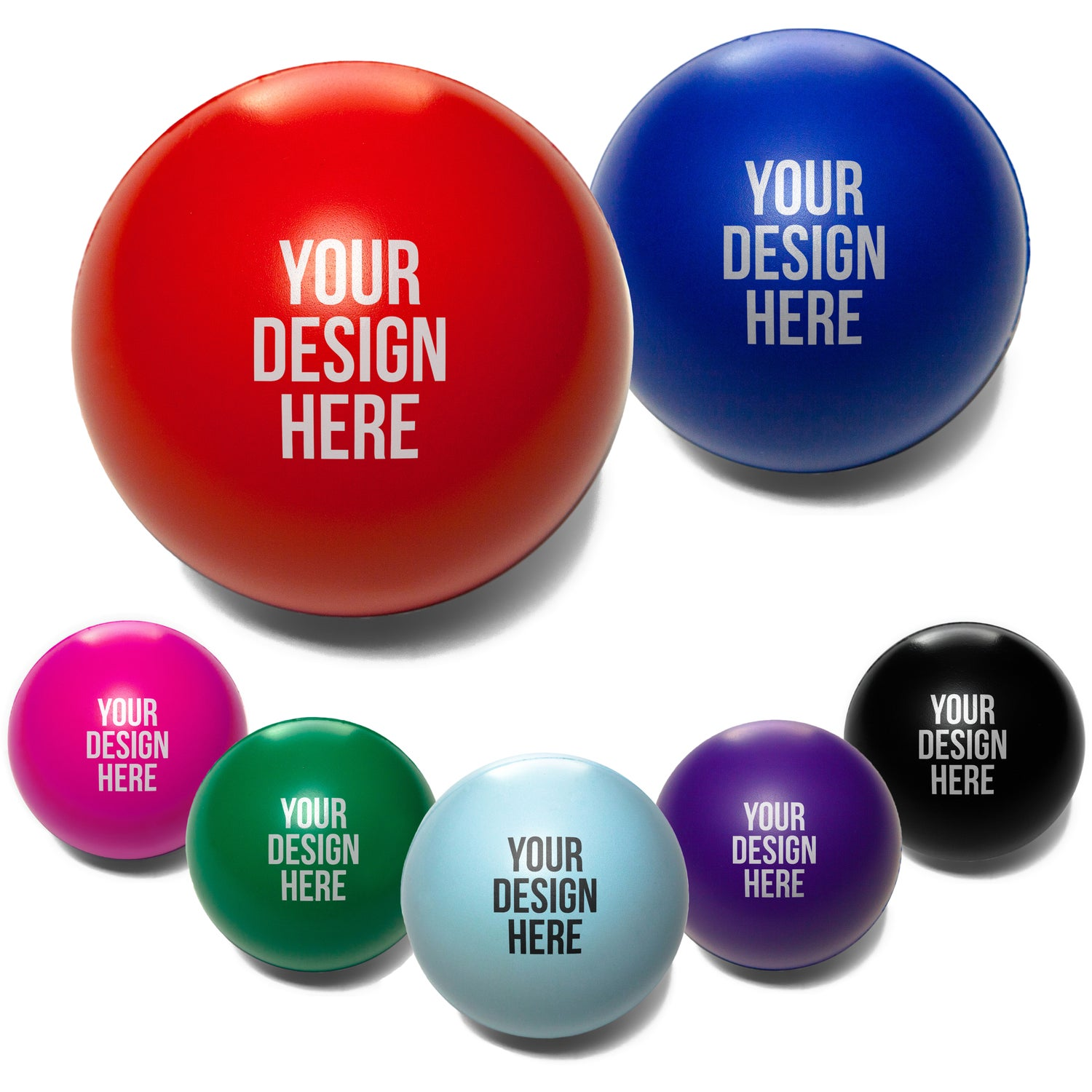 Squeeze Me For Savings On Custom Stress Balls