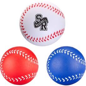 Baseball Stress Ball (Economy)