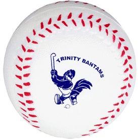 Imprinted Baseball Stress Balls