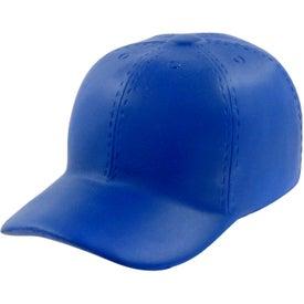 Advertising Baseball Hat Stress Toy