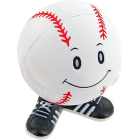 Baseball Man Stress Toy for Promotion