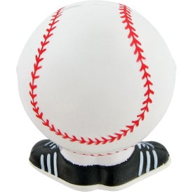 Baseball Man Stress Toy for Your Church