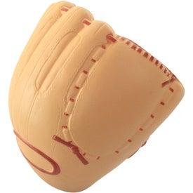 Baseball Mitt Stress Reliever for Customization