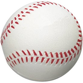 Baseball Sport Stress Relievers for Promotion