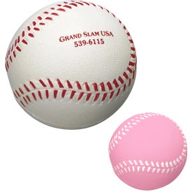 Baseball Sport Stress Relievers Giveaways