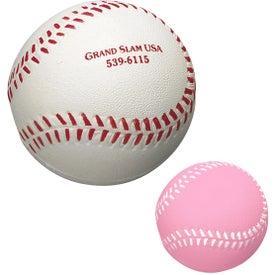 Baseball Sport Stress Relievers